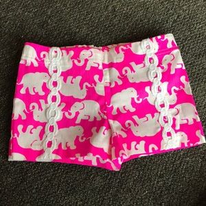 Lilly Pulitzer Girls Shorts SAMPLE